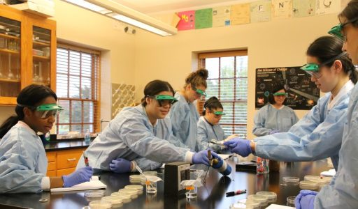 Local Students are Digging Up Dirt to Fight Antibiotic Resistant Bacteria